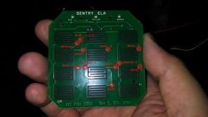 SentrySafe PCB Schematic