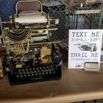Teletypes at the 2018 Thanksgiving Point Mini Maker Faire
