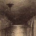 Halloween 2019 Teletype Broadcast: The War of the Worlds